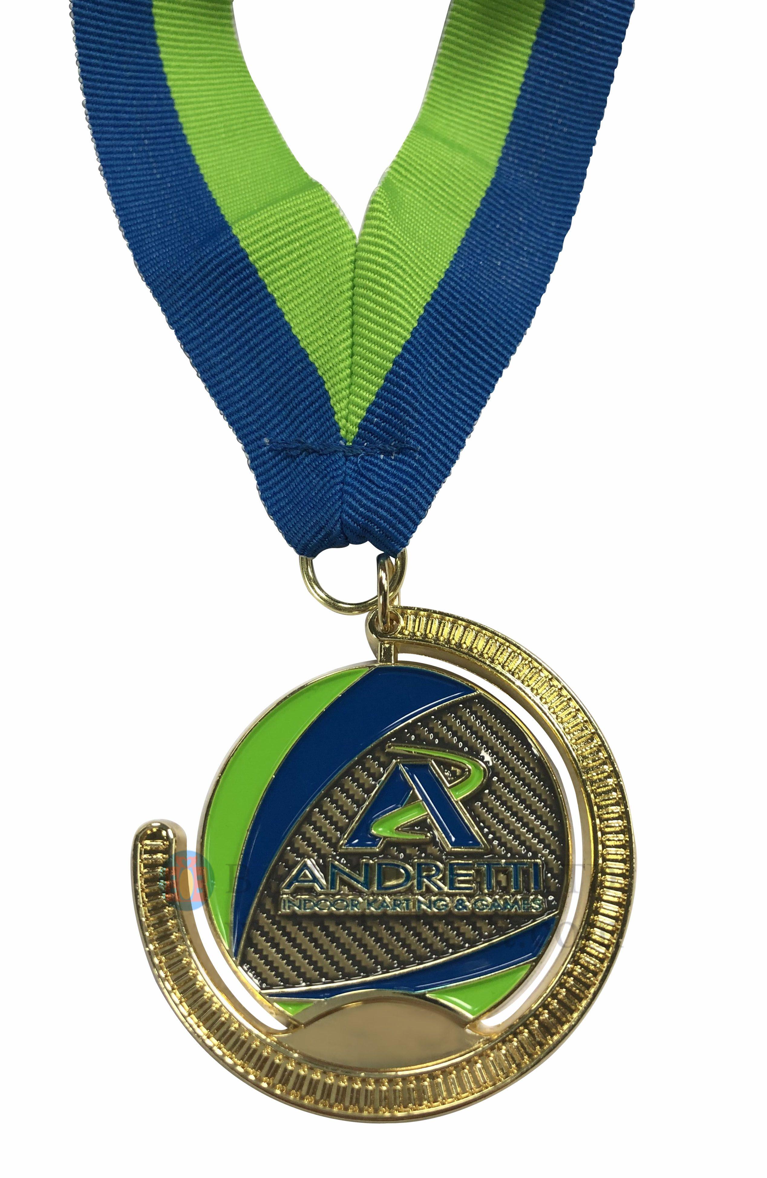 Zinc Alloy Medals