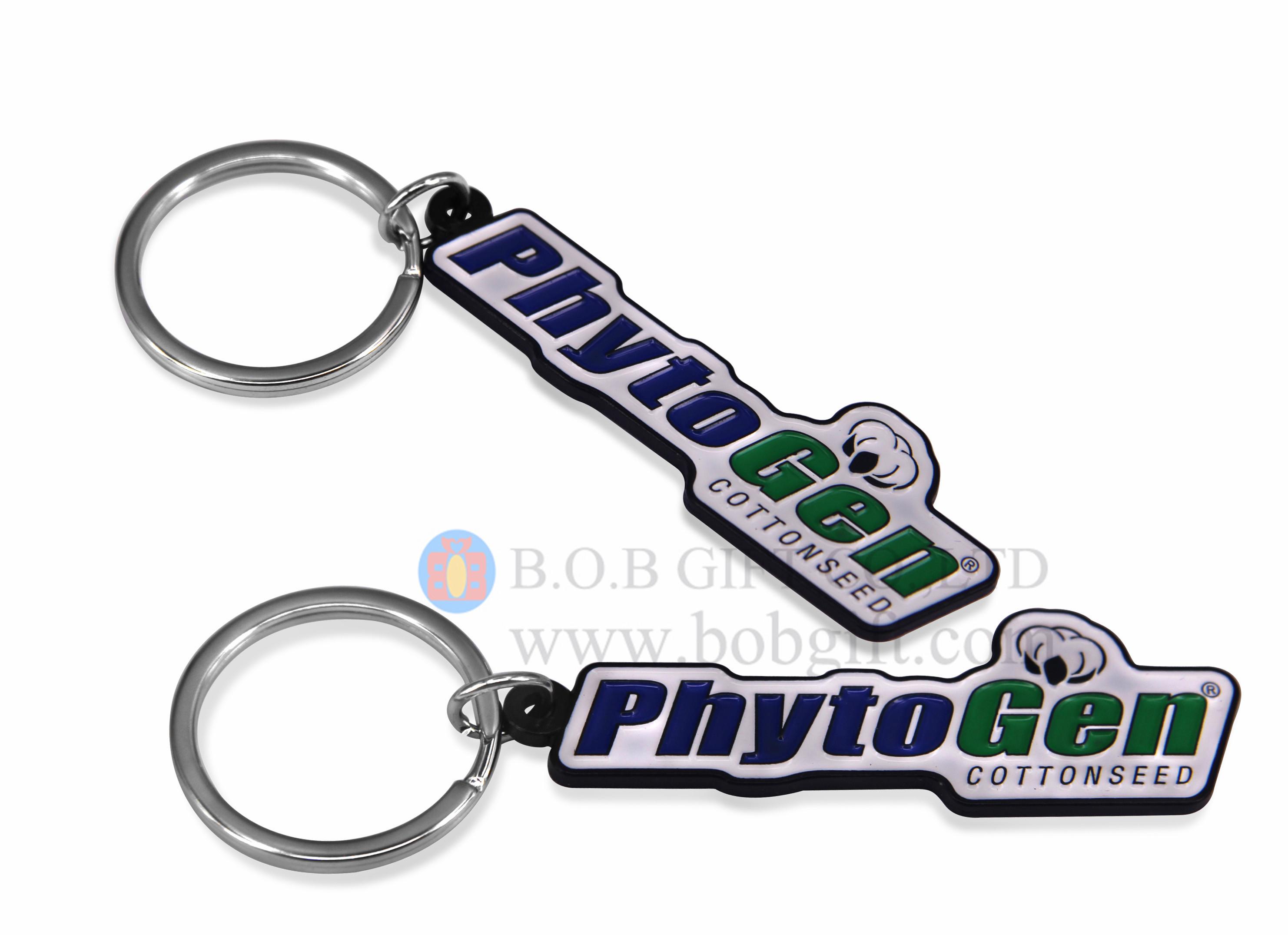 PVC Keychains
