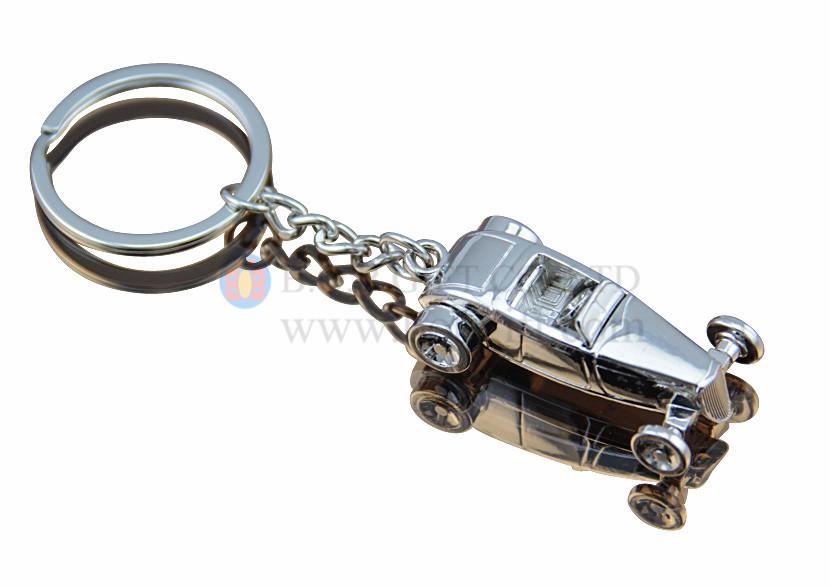 Zinc Alloy Keychains