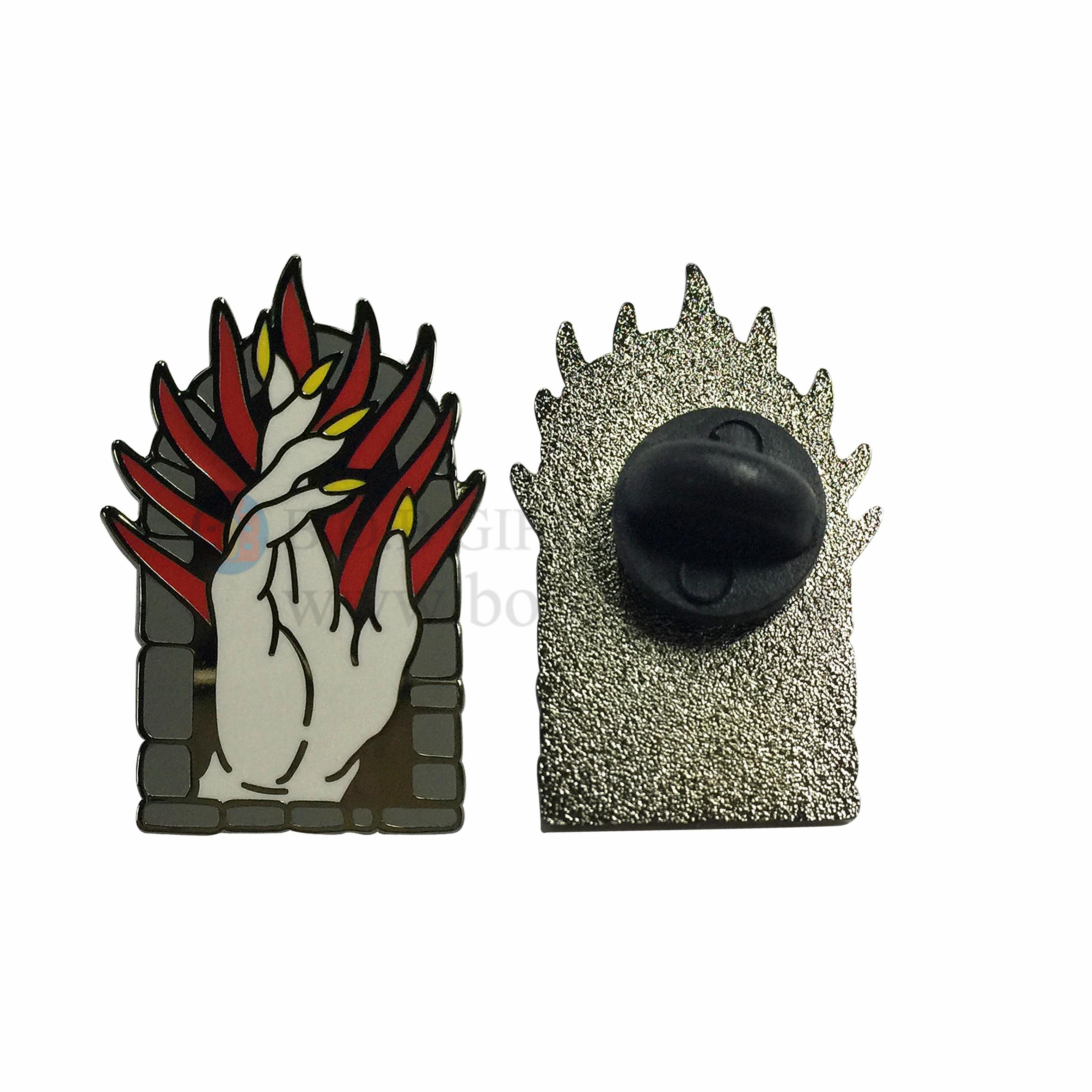 Metal Cloisonne Pins