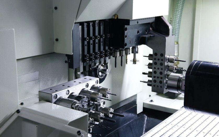 什么是数控走心机 提高生产效率