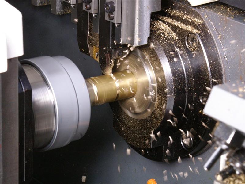 数控走心机与纵切 高精度设备打造超高质量的产品