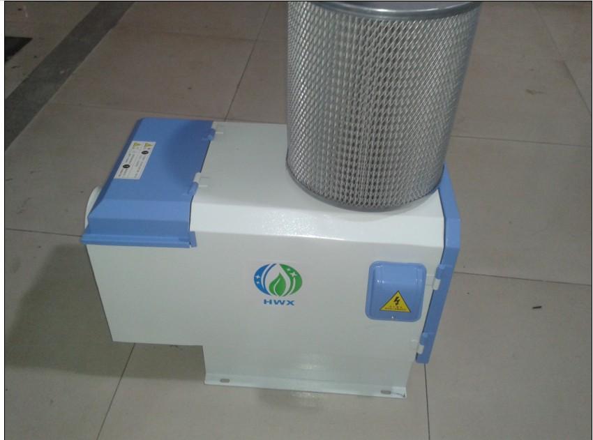 立柜式机床油雾净化器
