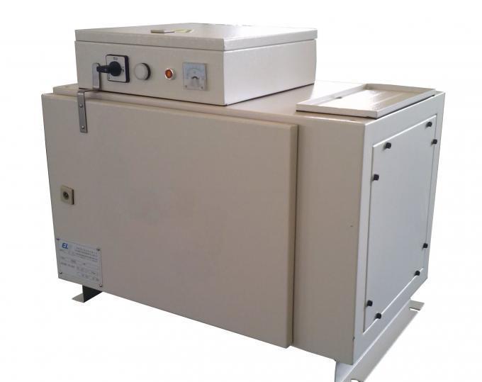 静电式油雾净化器原理