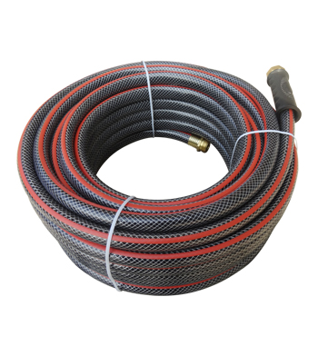 50' x 5/8'' Heavy Duty Hose With Brass Female And Male Connectors--Hose-50