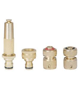 Brass Connectors Set-GB-9302