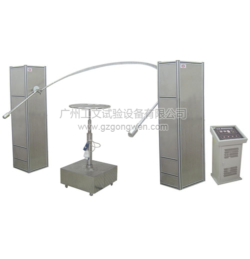 IP protection class equipment series-Rain test device placed tube(IPX3/4)