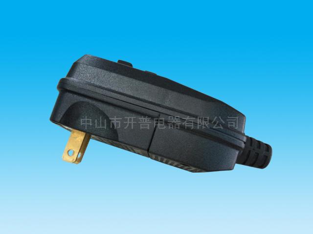 2P插頭式(Plug-in)接地故障漏電保護插頭GFCI