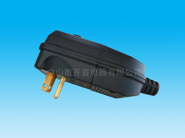 (2P+接地)插頭式(Plug-in)接地故障漏電保護插頭GFCI