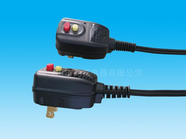 UL漏電保護插頭