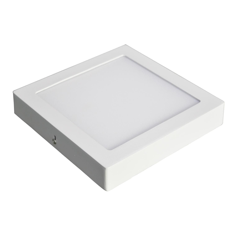 明装18W方形白色