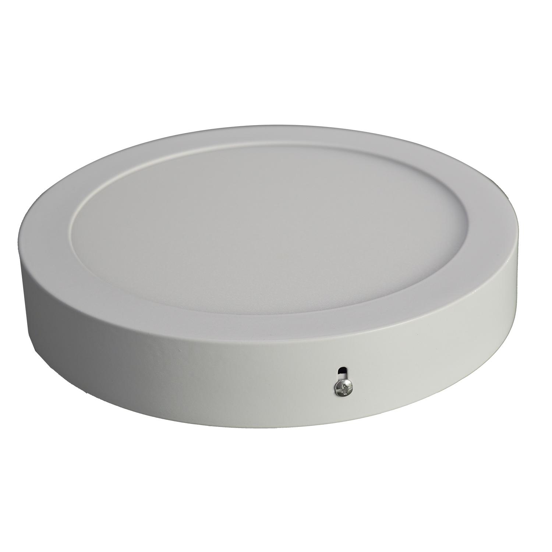 明装18W圆形白色