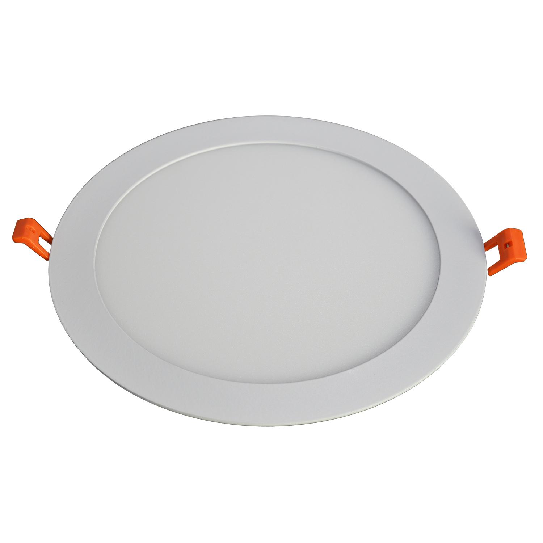 暗装18W圆形白色
