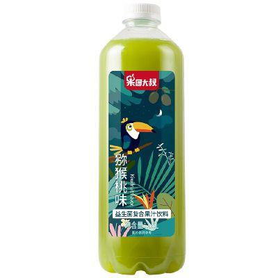 果园大叔猕猴桃味益生菌复合果汁饮料
