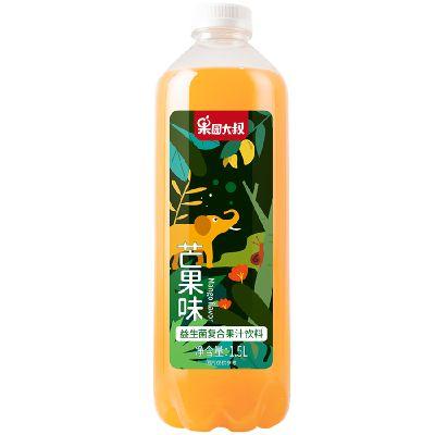 果园大叔芒果味益生菌复合果汁饮料
