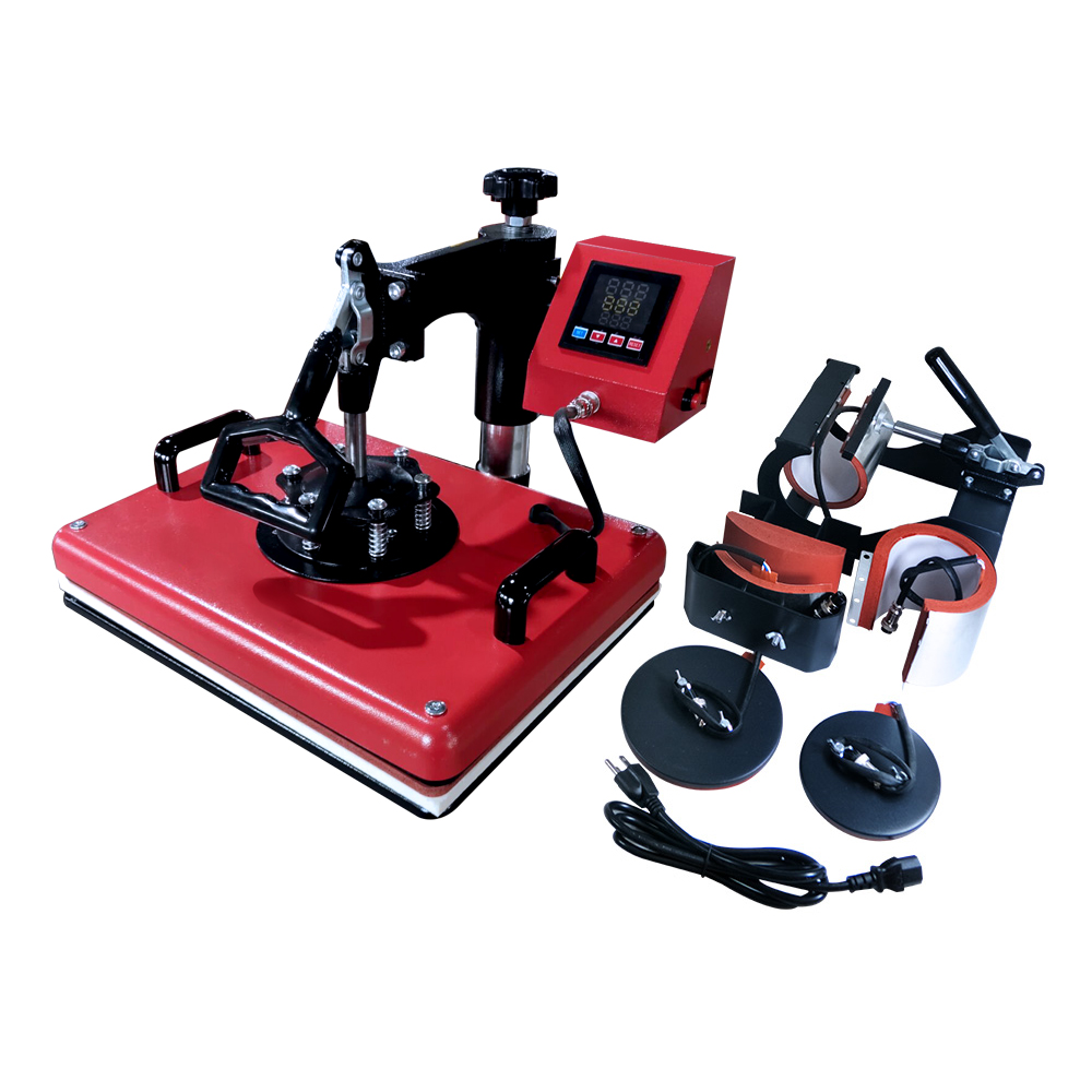 Combo Heat Press Machine(6 in 1)