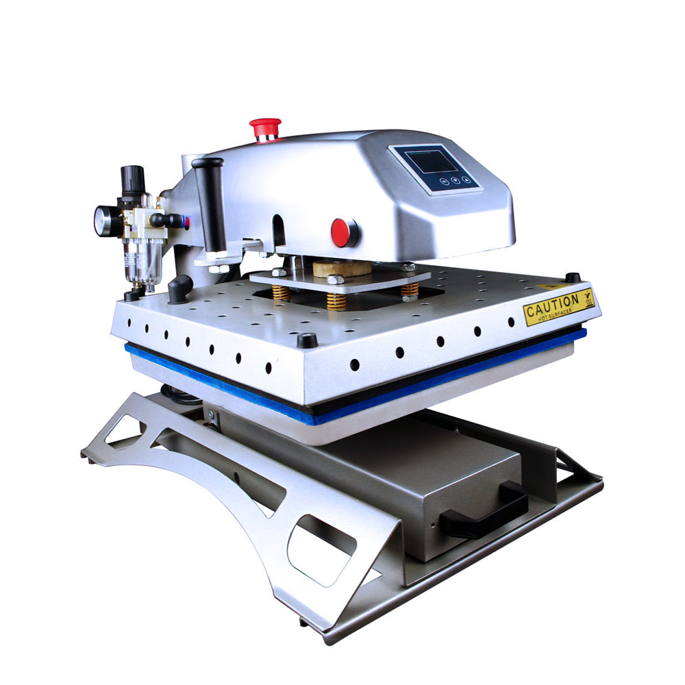 Pneumatic Swinger Heat Press