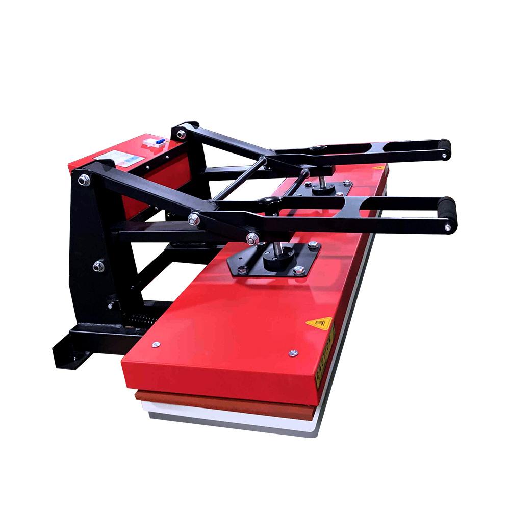Flat Ribbon Heat Press
