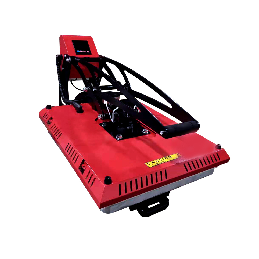 Clamshell Auto-Open Heat Press