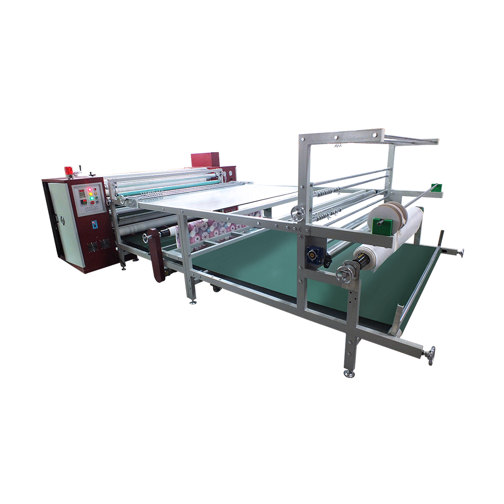 Multi-functional Ribbon Roller Sublimation Machine