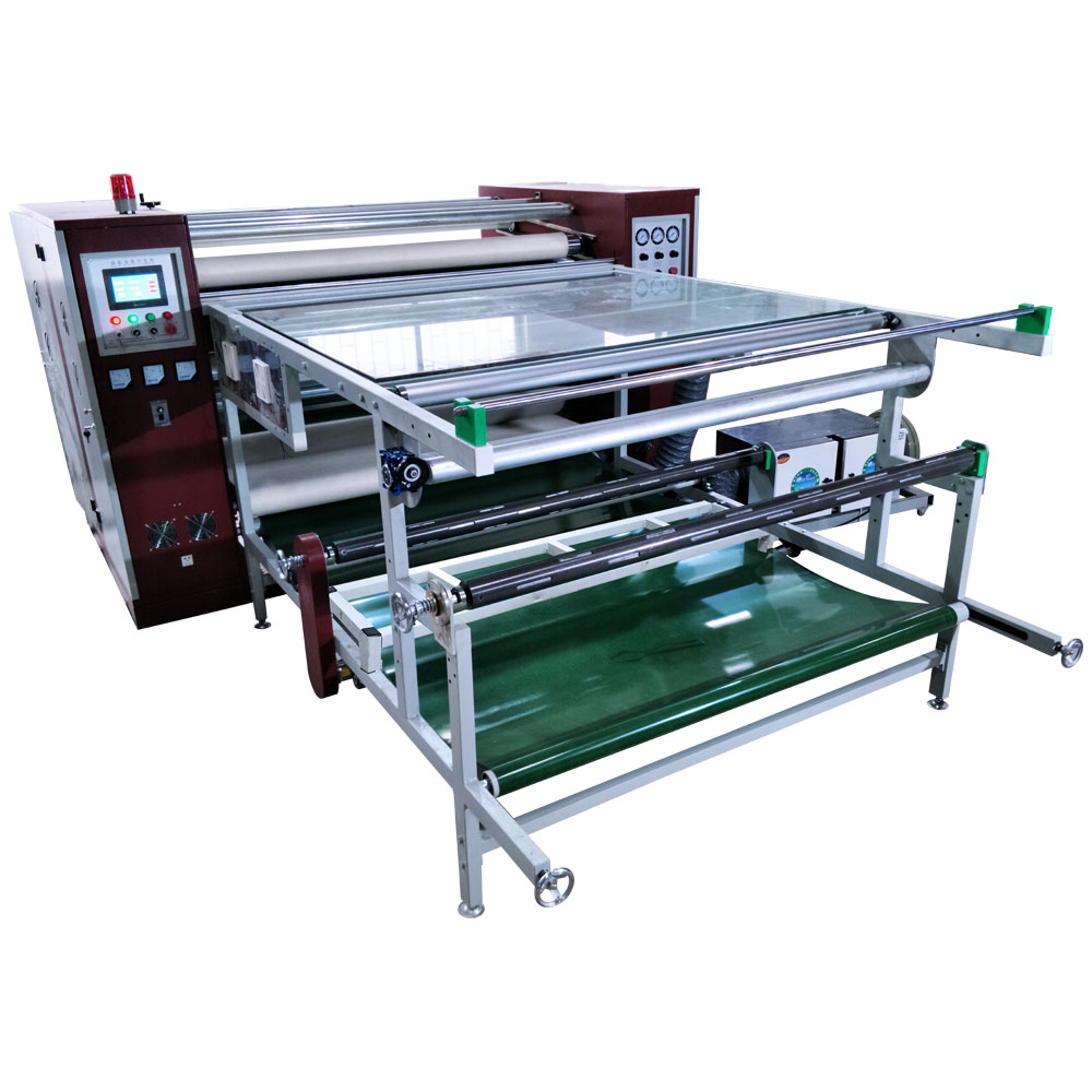 Environmental High Speed Roller Sublimation Machine