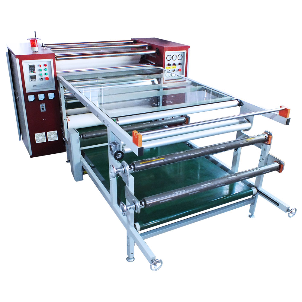 Dual-pressure Roller Sublimation Machine