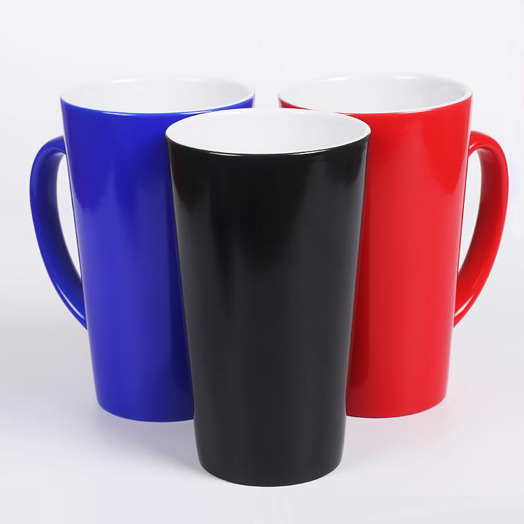 17oz Color Changing Cone Mugs