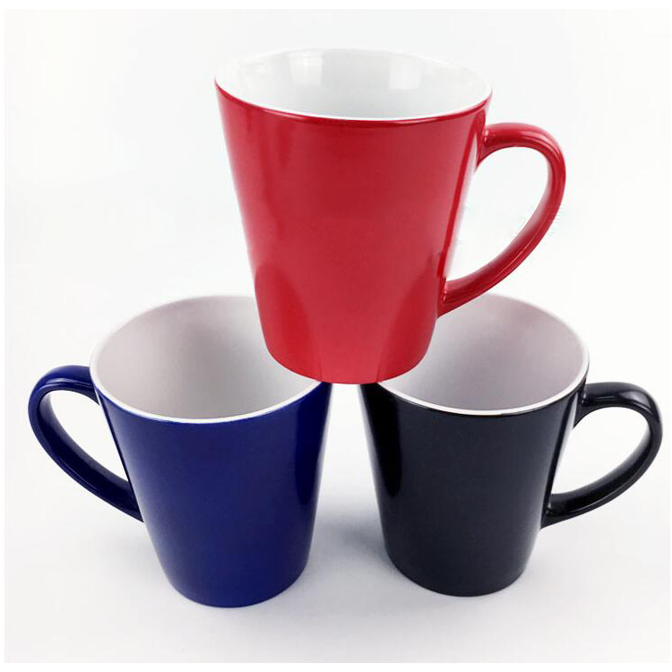 12oz Color Changing Cone Mugs