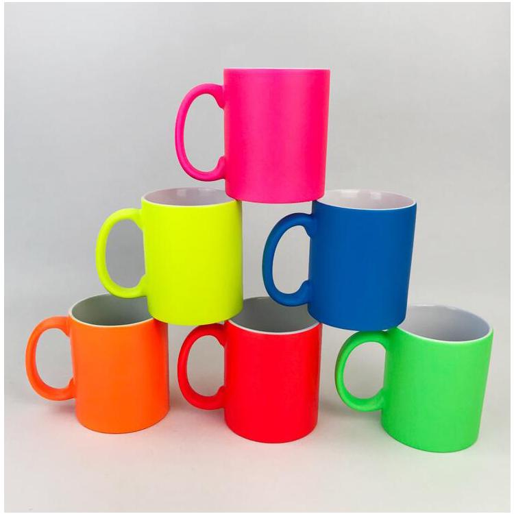 Fluorescent Mugs