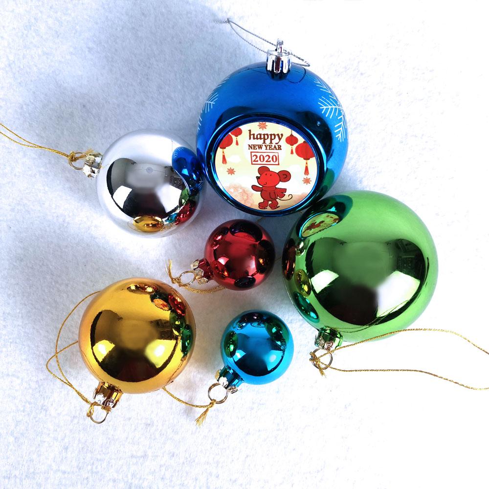 圣诞球挂饰