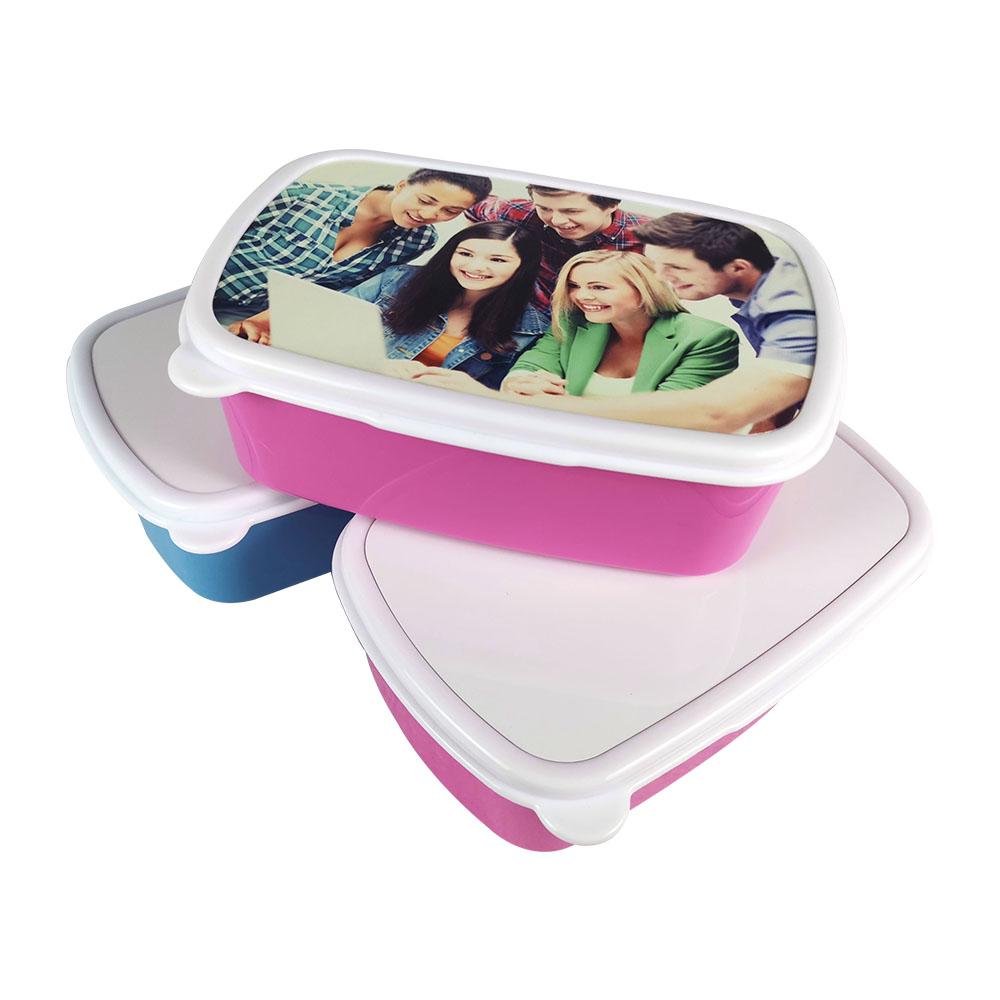 饭盒-带内格