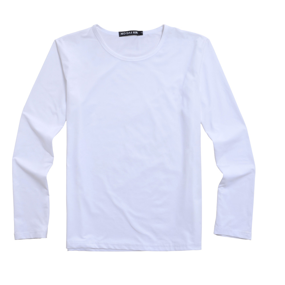 Modal Round Neck (long sleeve)