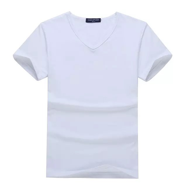Modal V Neck T shirt