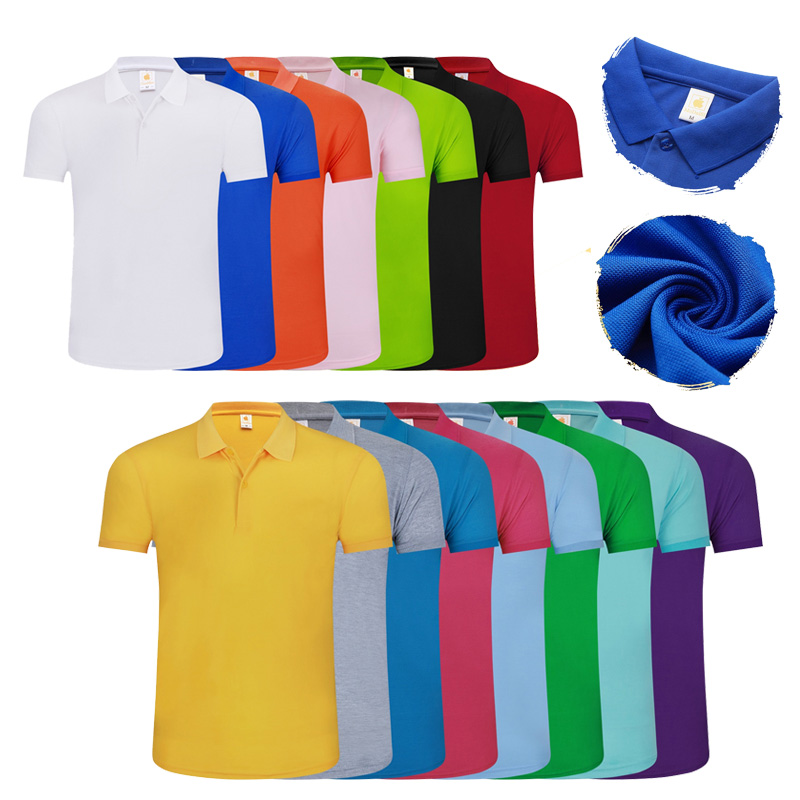 Mercerize Polo T shirt