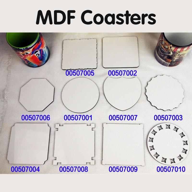 MDF Coaster(3mm)