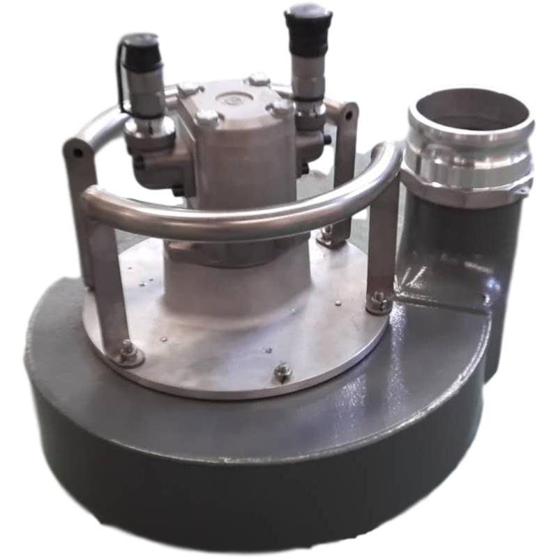 4寸液壓渣漿泵