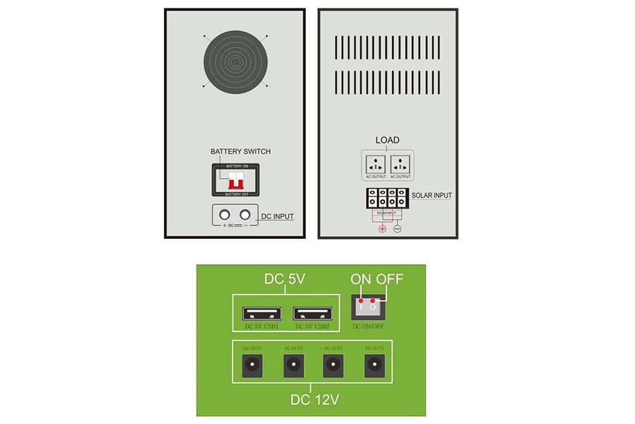 太阳能发电机solar-power-generator-set