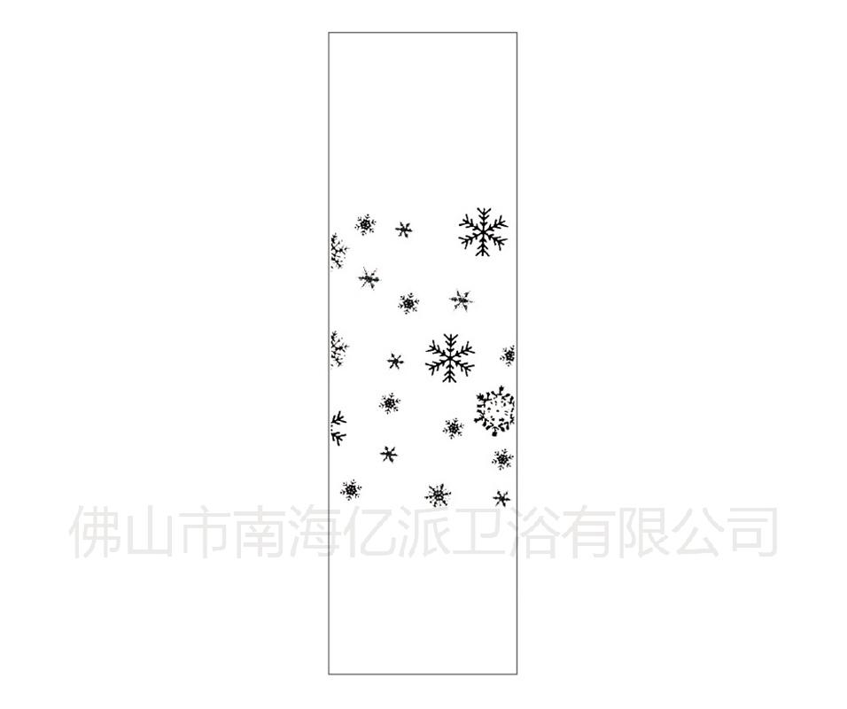 HB-60 雪花