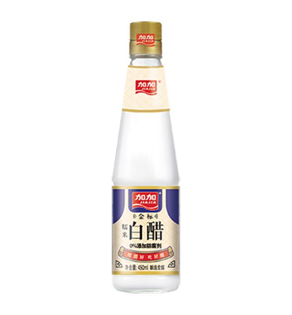 金标糯米白醋