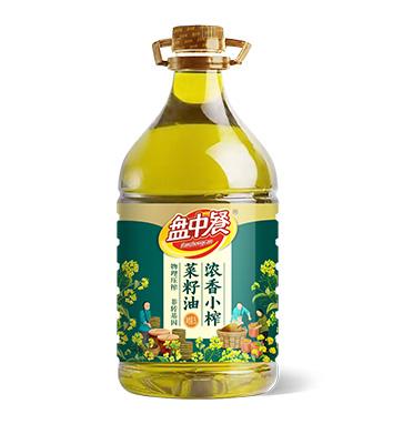 浓香小榨菜籽油