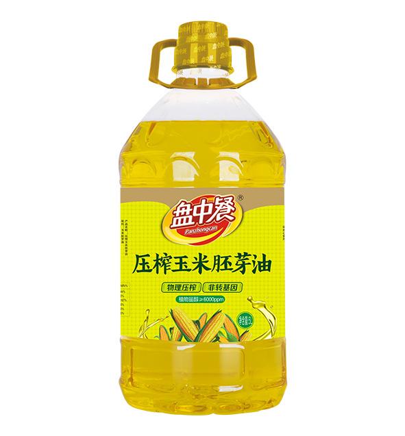 压榨玉米胚芽油