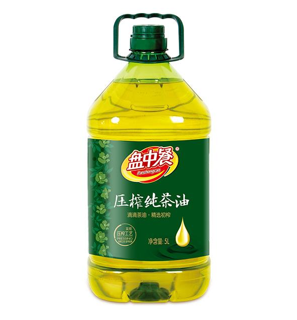 压榨纯茶油