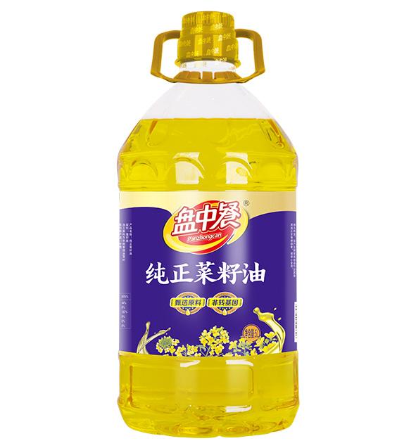 纯正菜籽油