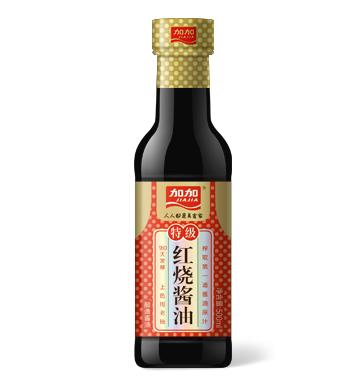特级红烧酱油