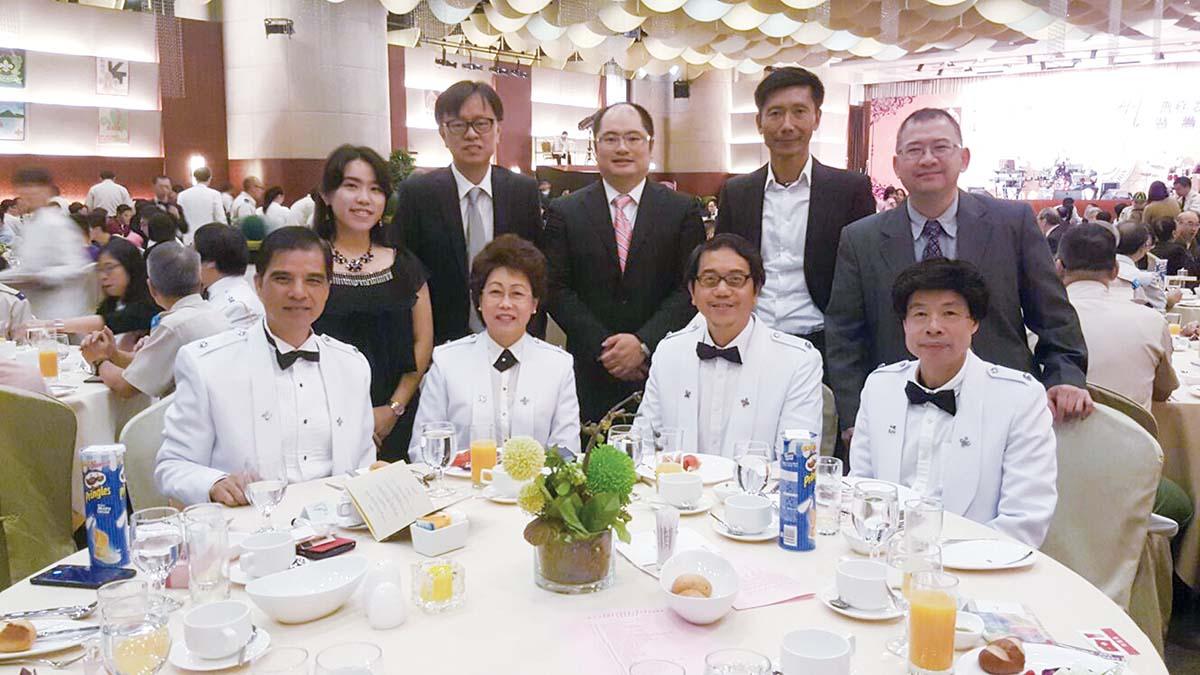 5蘇國榮先生出任香港童軍總會黃大仙區名譽會長,出席活動時合照.jpg