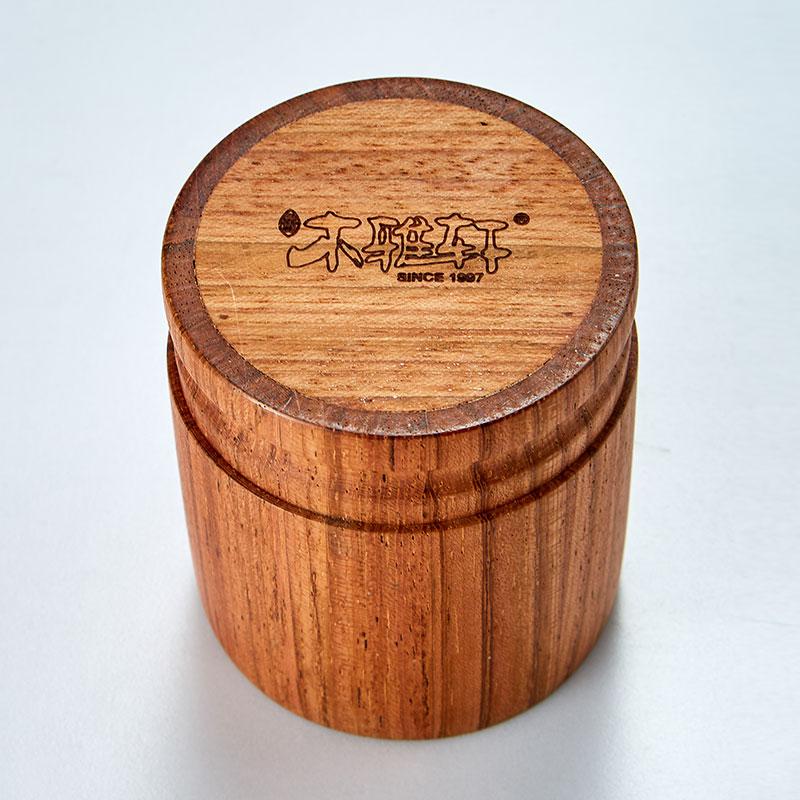 南美花梨木米杯(容量约120g)