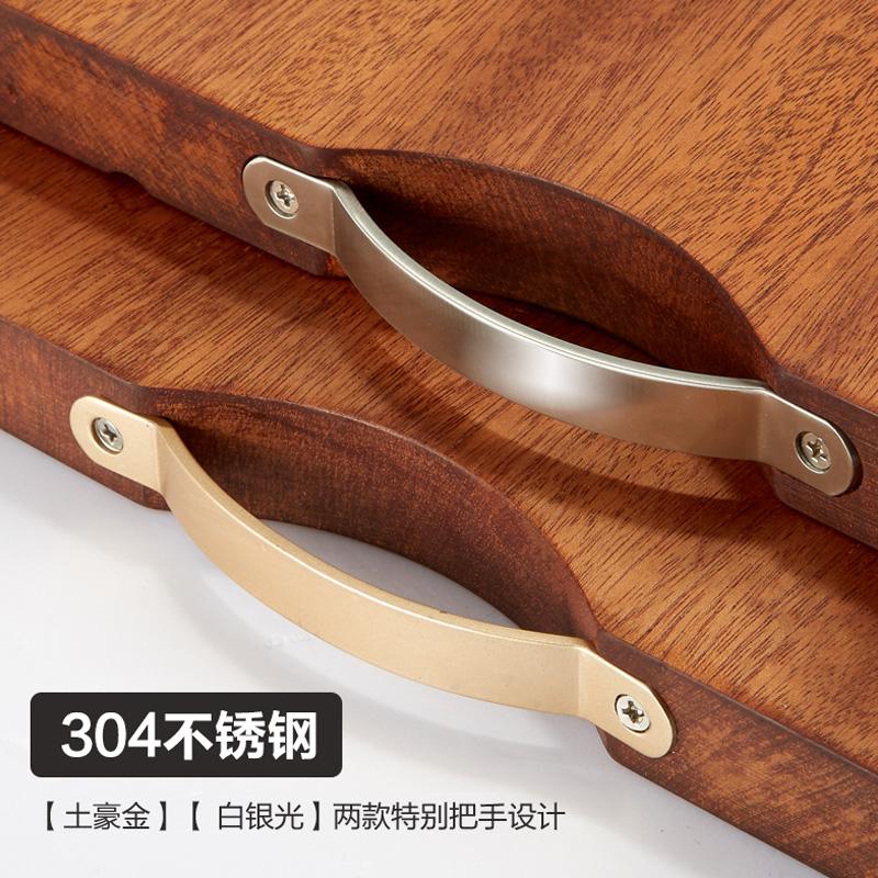 乌檀木整木菜板