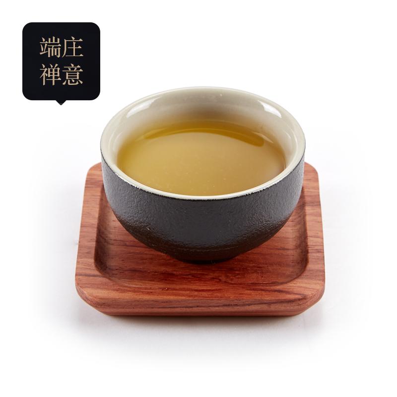 花梨木功夫茶杯垫套装