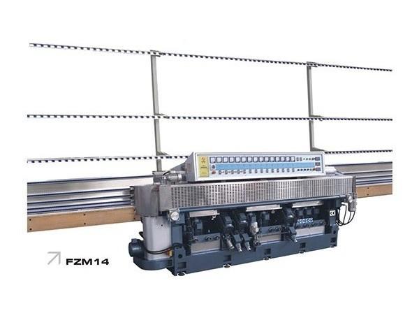 FZM14玻璃直線磨邊機