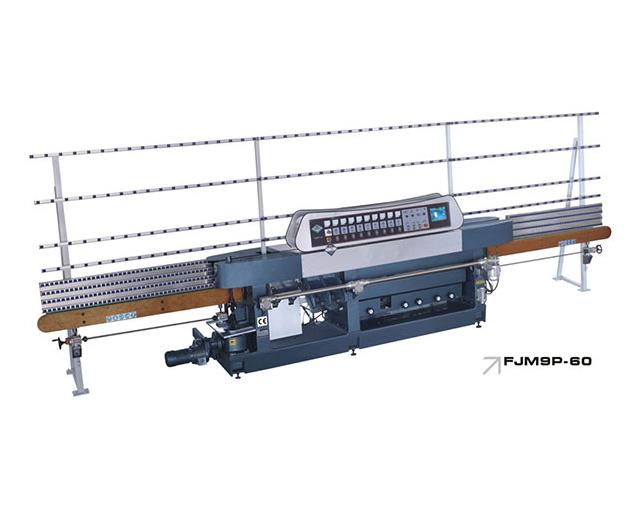 FJM9P-60玻璃直線多級邊磨邊機